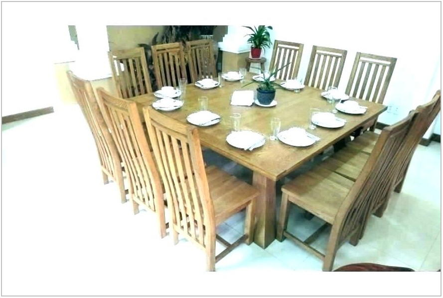 Large Round Dining Room Table Sets