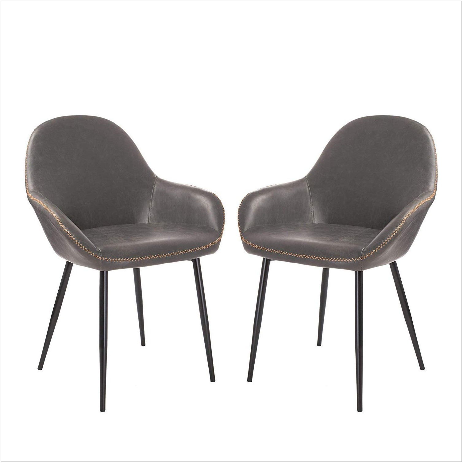 Leatherette Dining Room Chairs