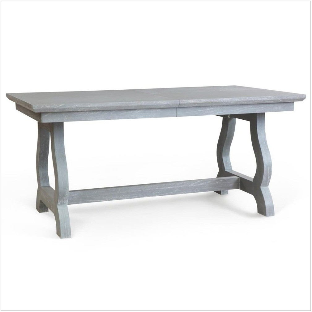 Light Grey Dining Room Table