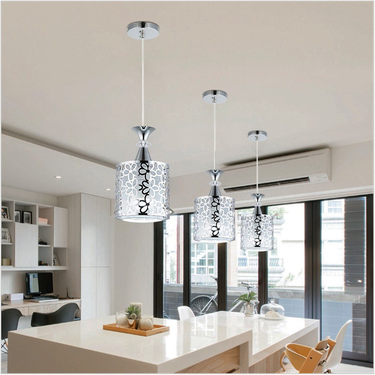 Linear Lighting For Dining Room
