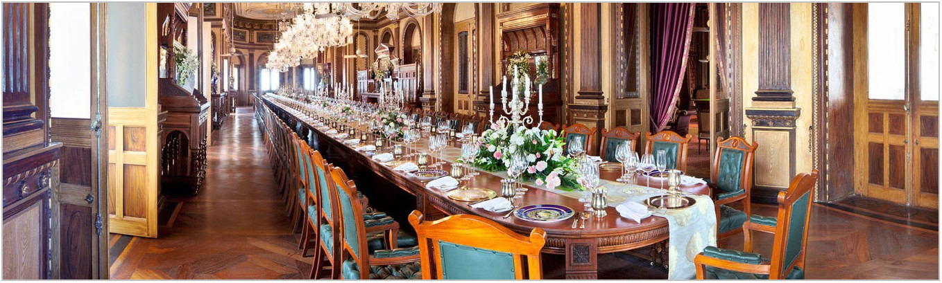 Longest Dining Room Table