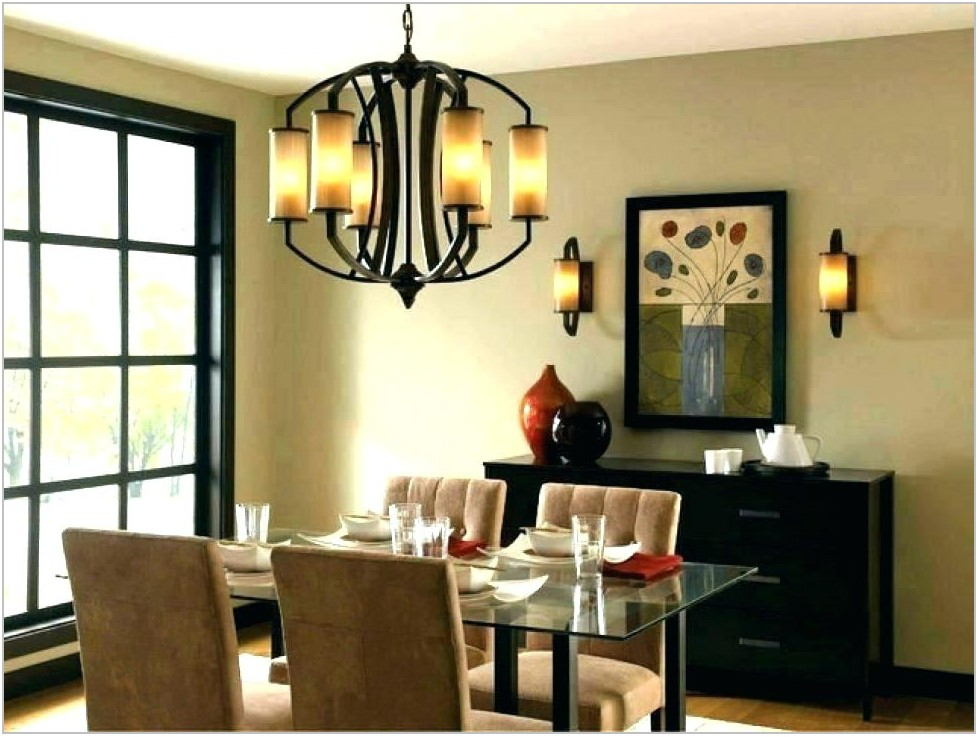 Low Ceiling Dining Room Lighting