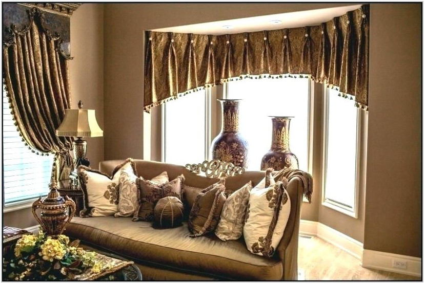 Luxury Curtains For Dining Room