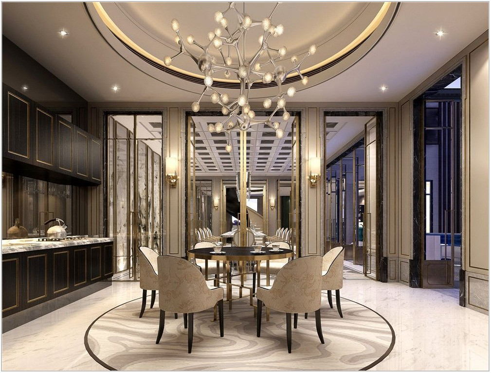 Luxury Dining Room Design