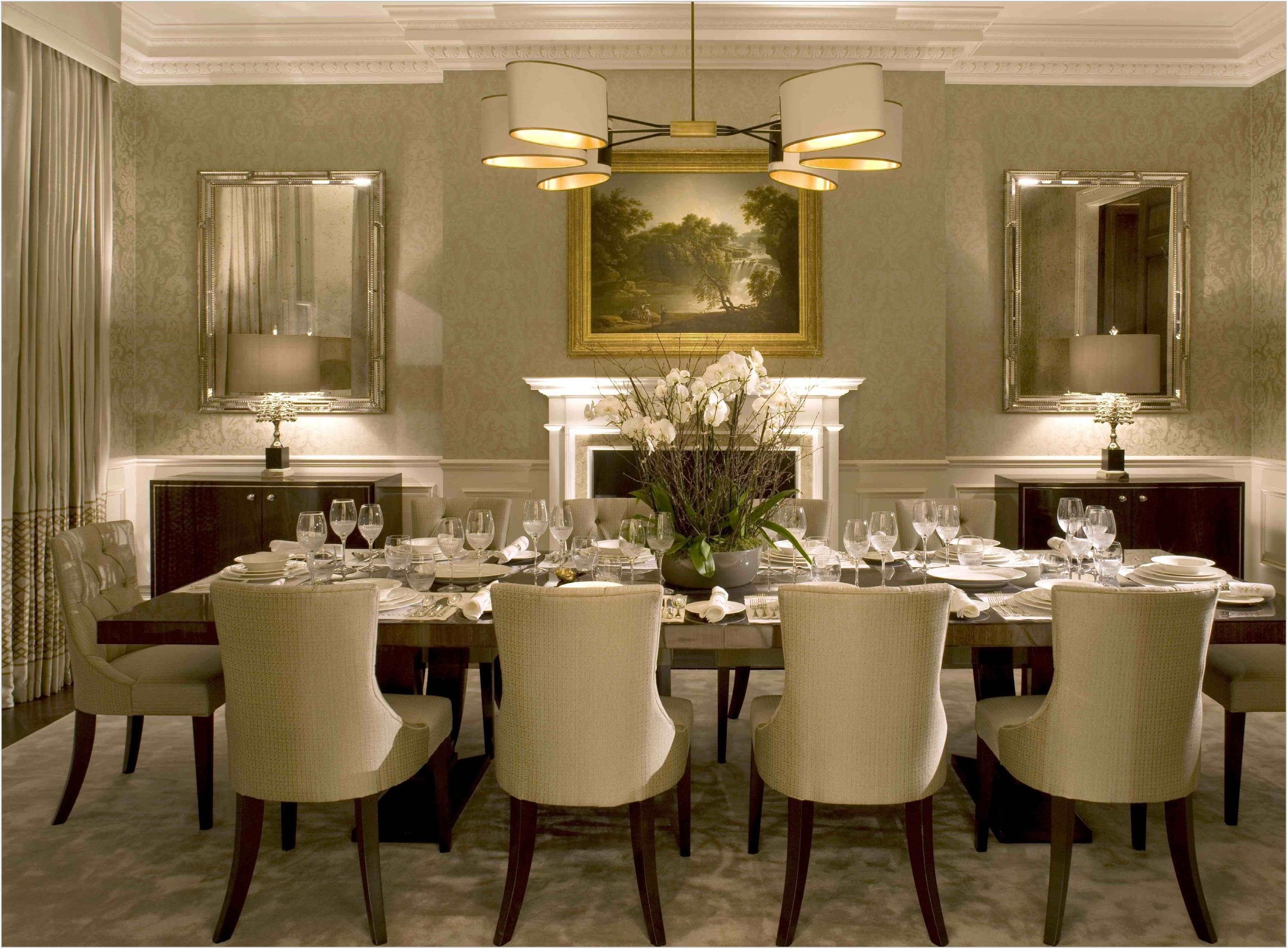 Luxury Dining Room Lighting