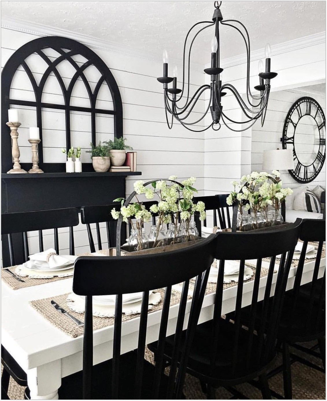 Magnolia Dining Room Furniture
