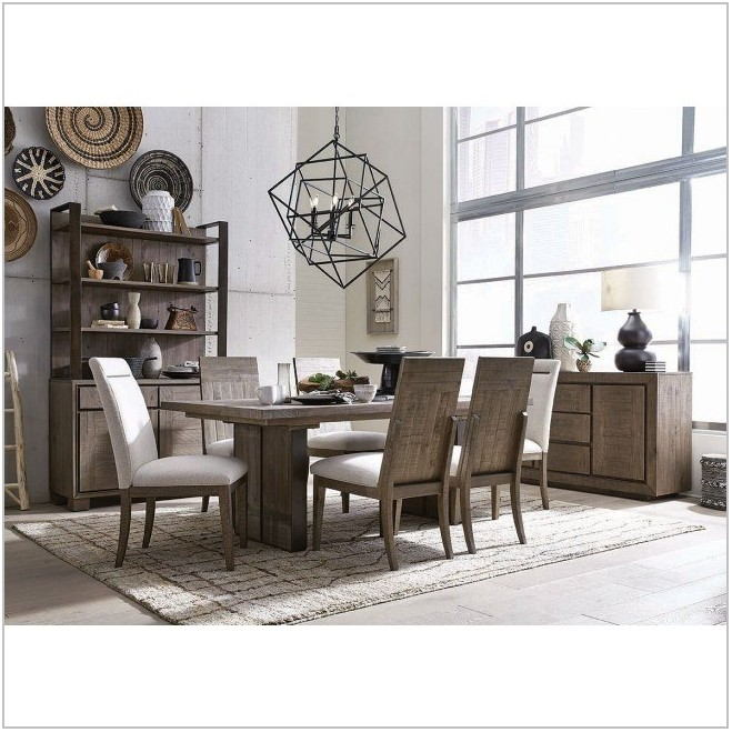 Magnussen Dining Room Set