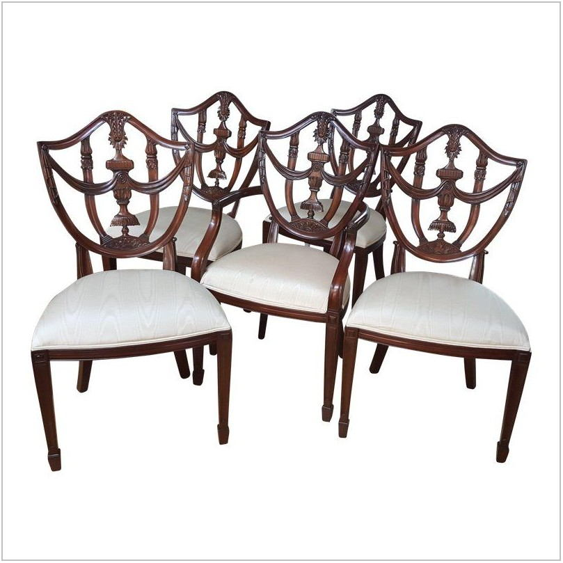 Maitland Smith Dining Room Chairs