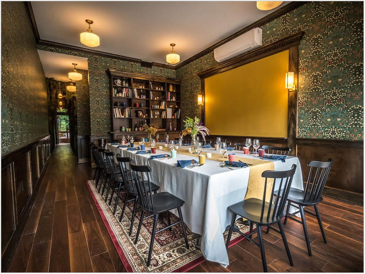 Manhatta Private Dining Room