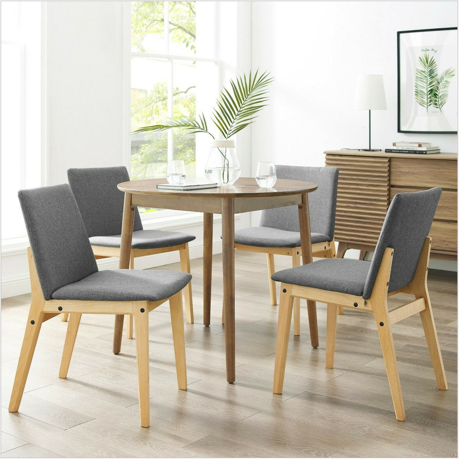 Metal Frame Dining Room Chairs