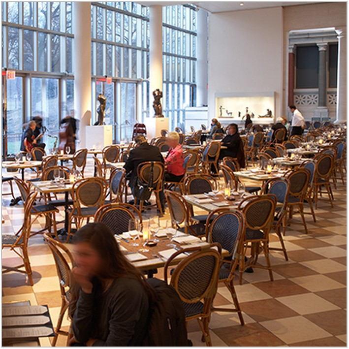 Metropolitan Museum Members Dining Room