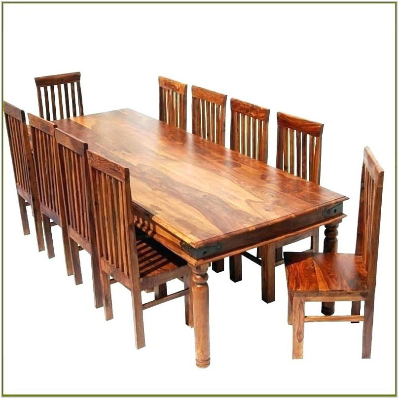 Mexican Dining Room Table
