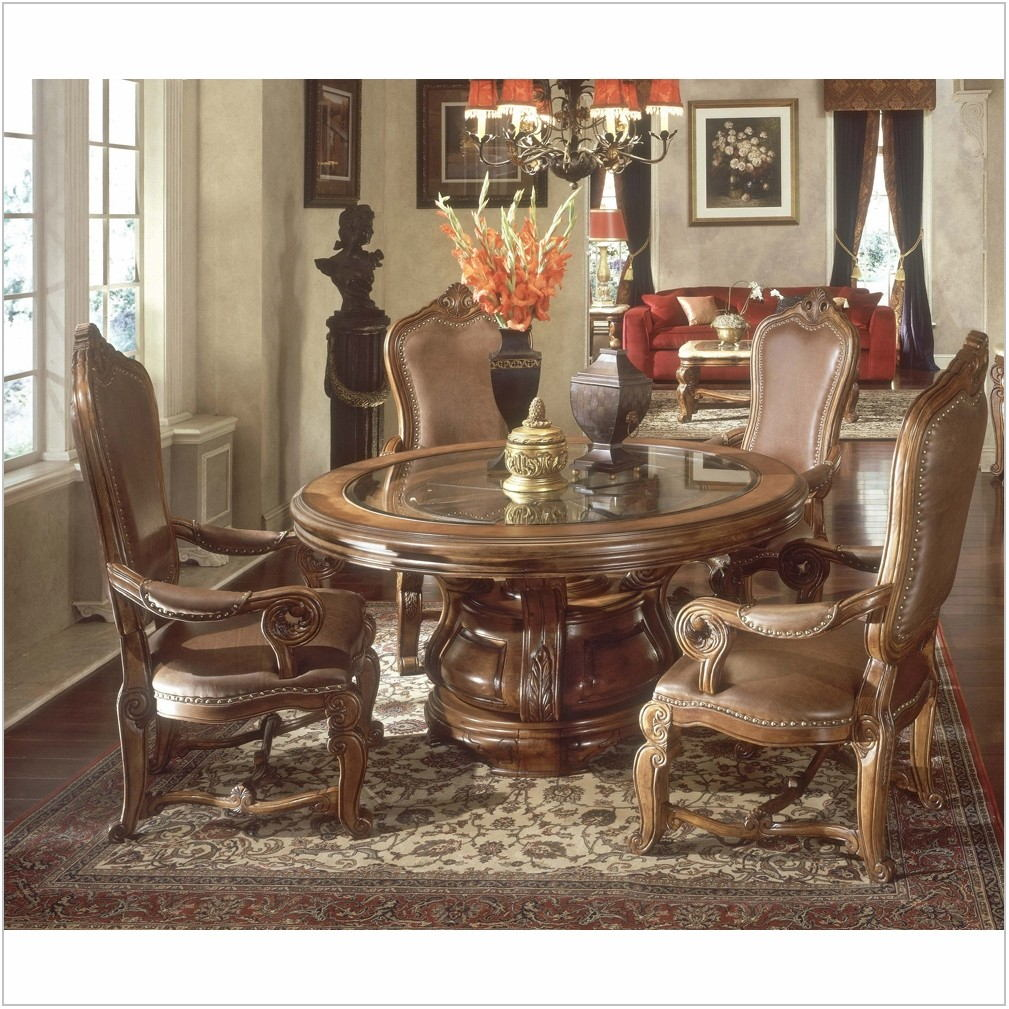 Michael Amini Dining Room