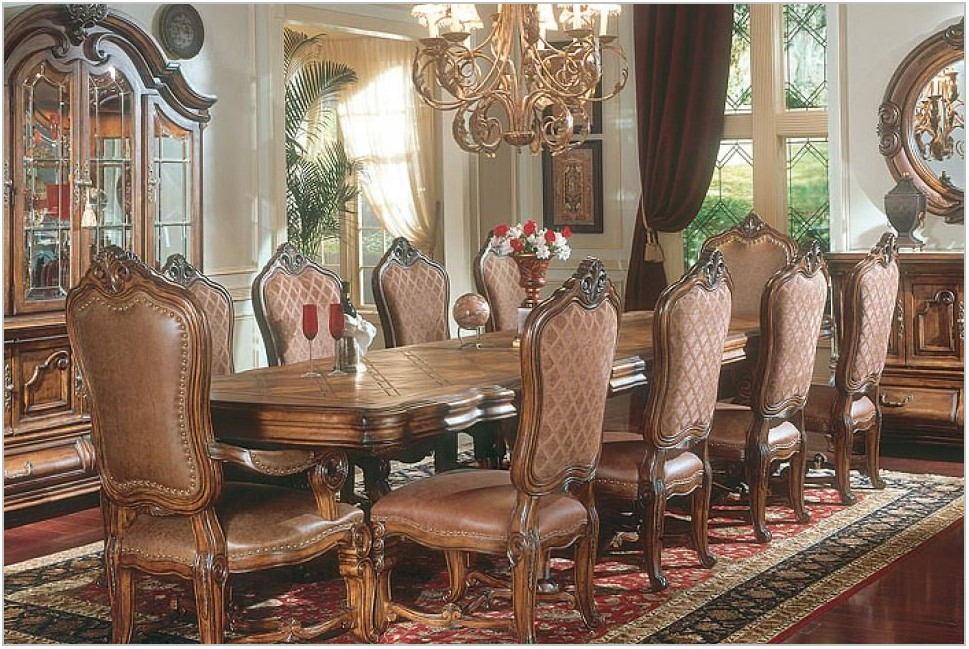 Michael Amini Tuscano Dining Room