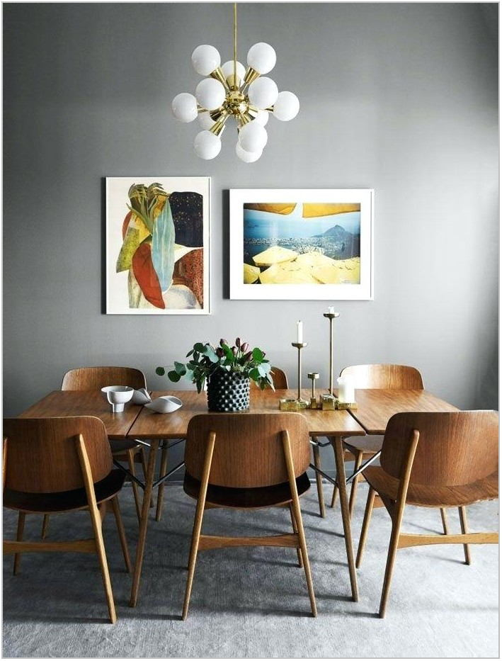 Mid Century Modern Dining Room Ideas