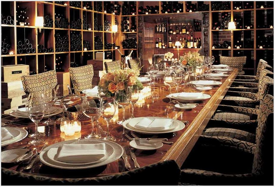 Midtown Private Dining Rooms