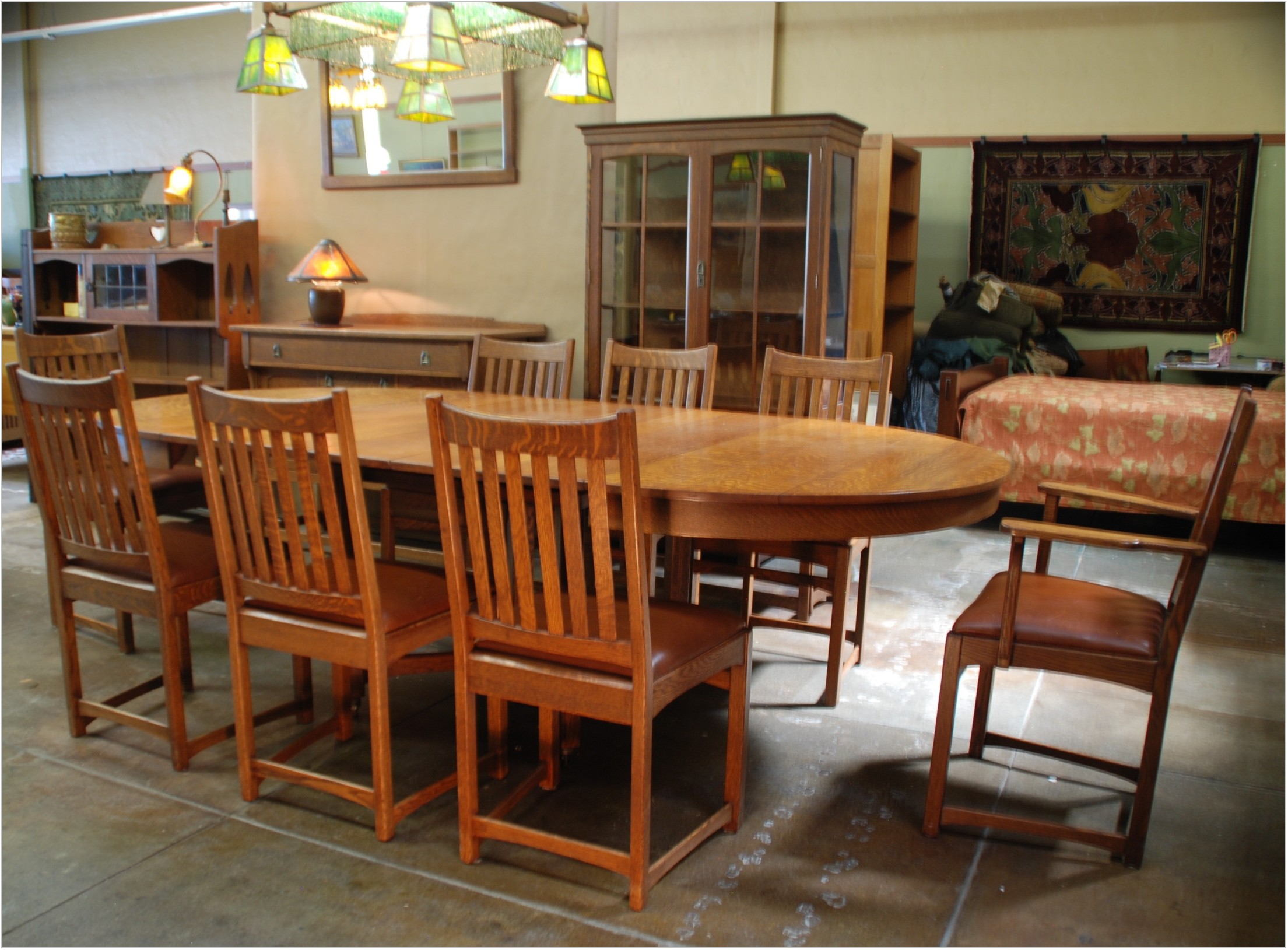 Mission Dining Room Furniture