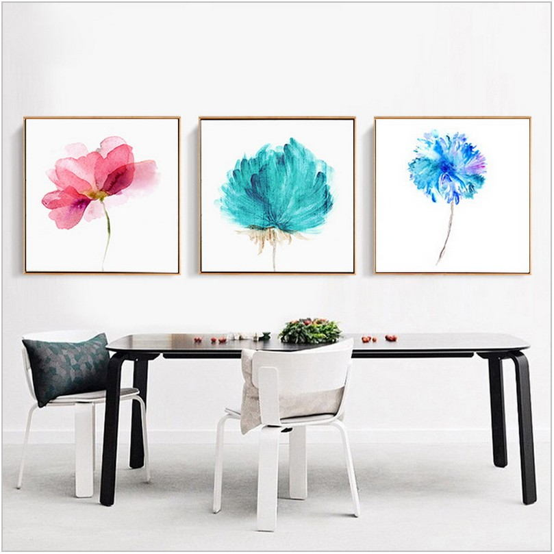 Modern Dining Room Paintings