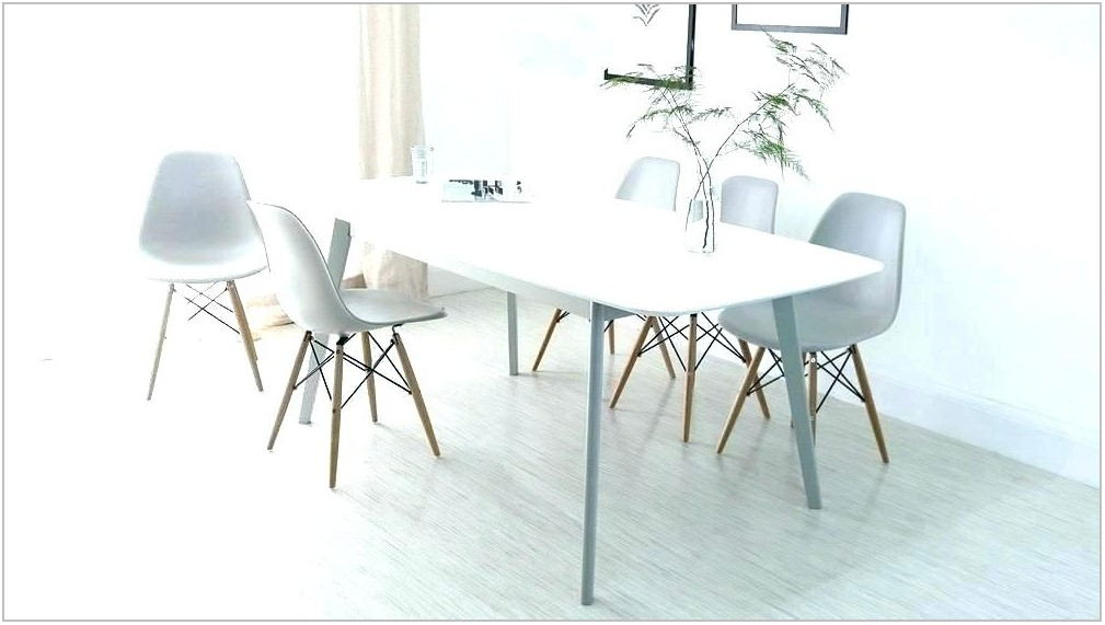 Modern Grey Dining Room Sets