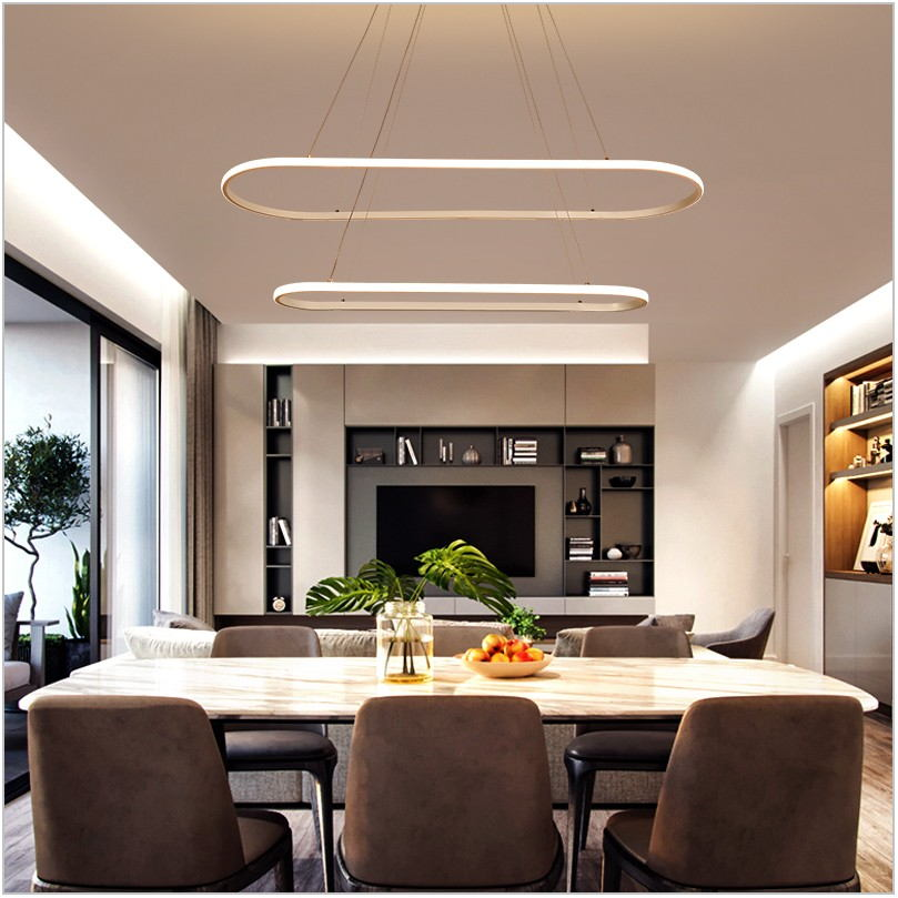 Modern Hanging Lights For Dining Room