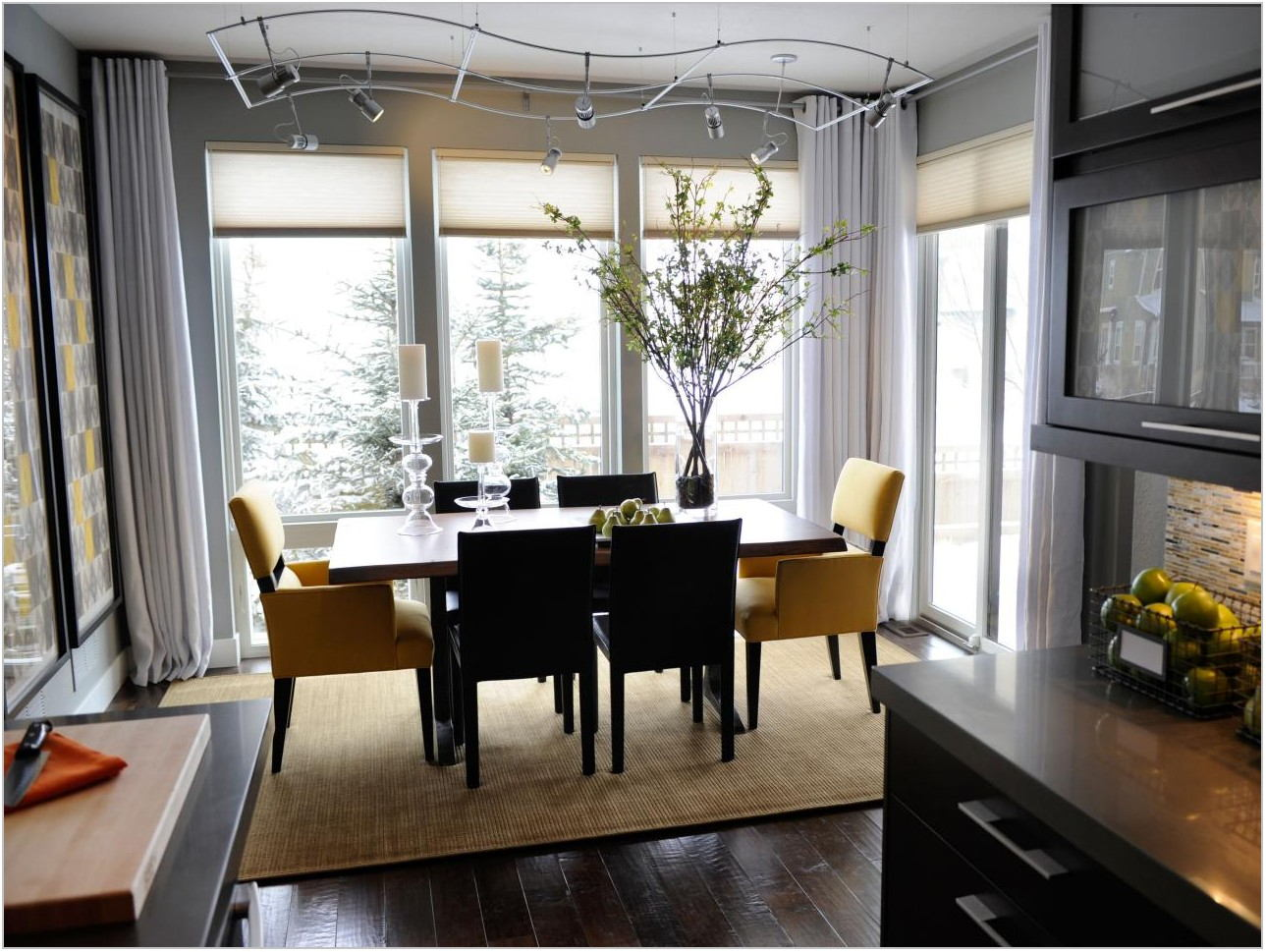 Modern Lighting Ideas For Dining Room