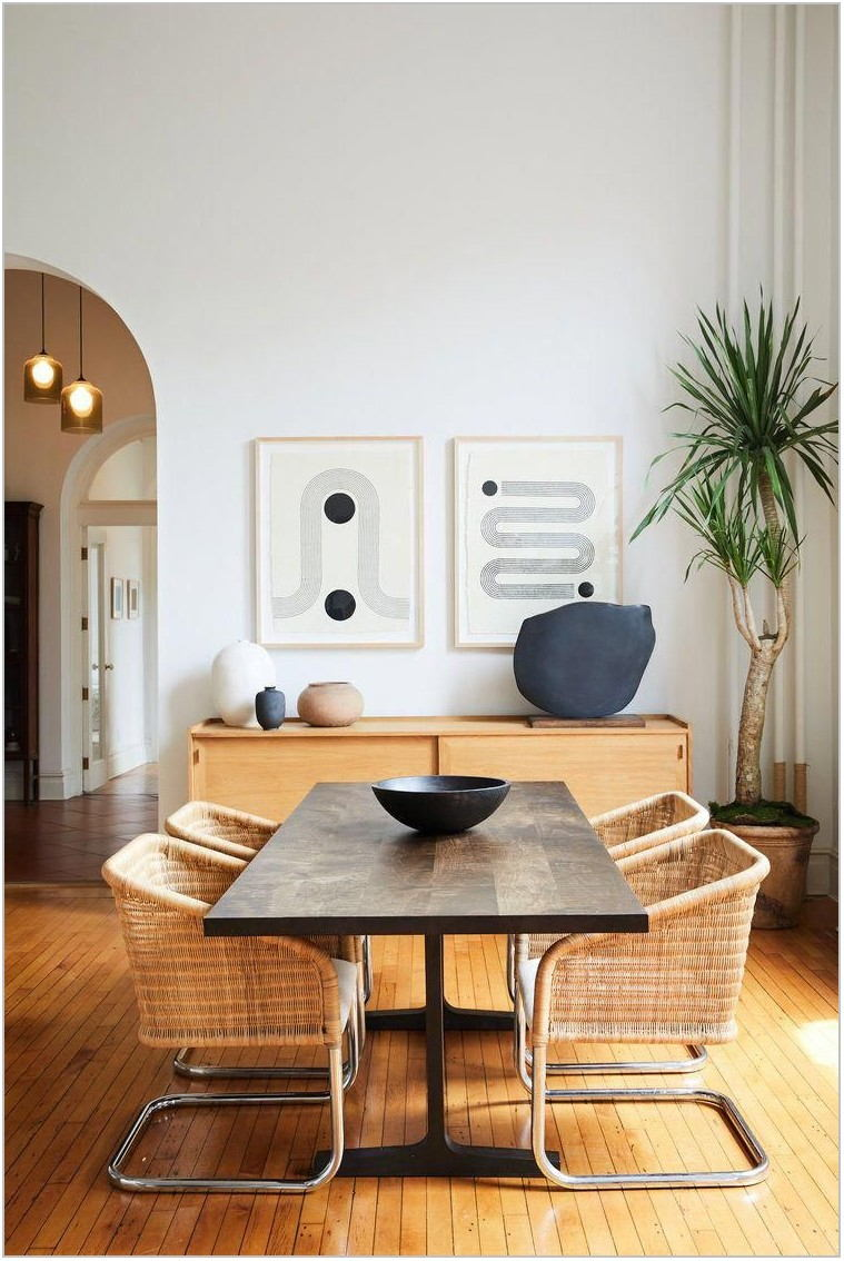 Modern Rugs For Dining Room