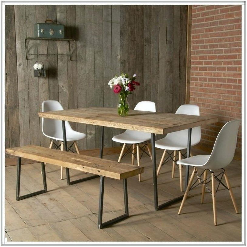 Modern Rustic Dining Room Sets