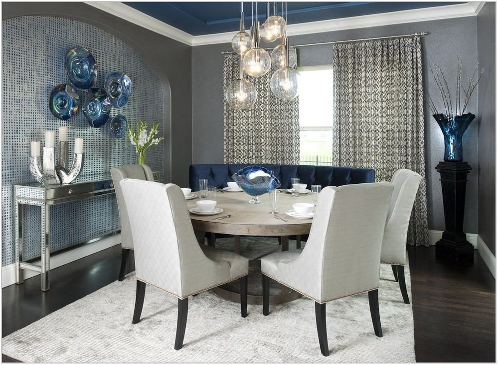 Modern Small Dining Room Table