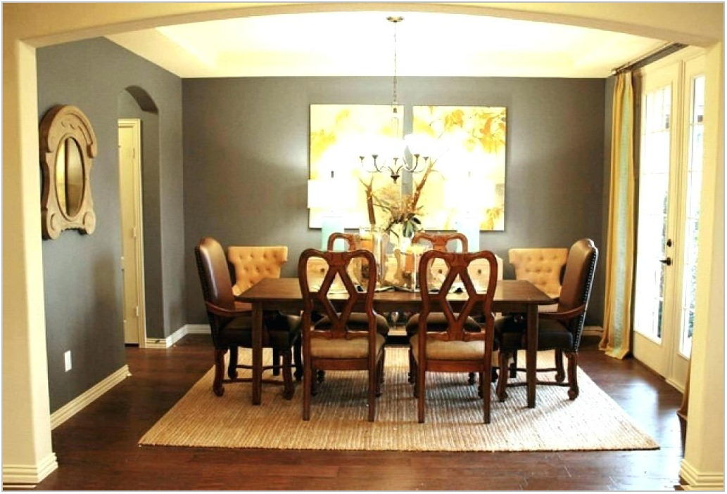 Most Popular Dining Room Paint Colors
