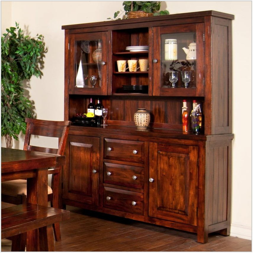 Narrow Dining Room Buffet