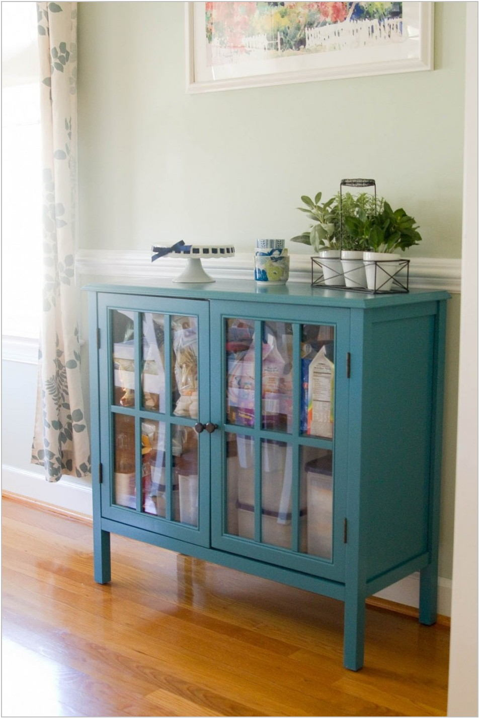 Narrow Dining Room Cabinet