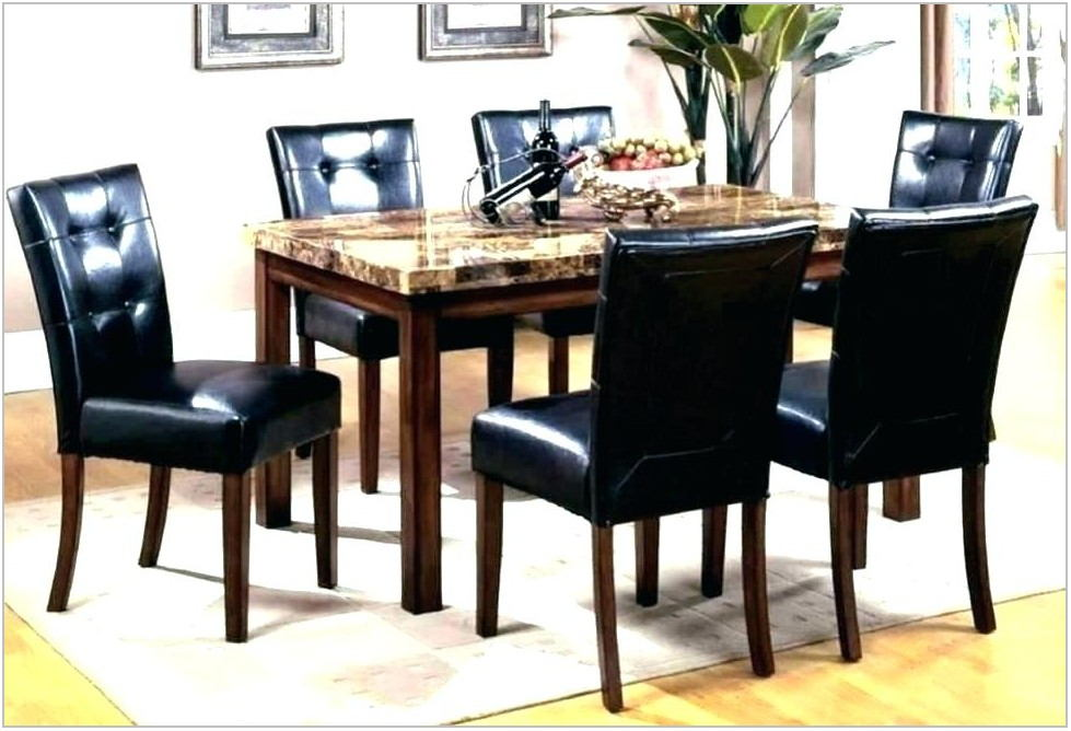 Narrow Dining Room Table Set