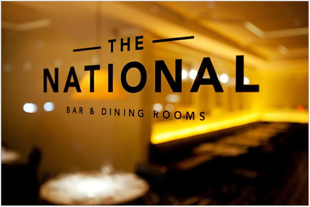 National Bar And Dining Rooms