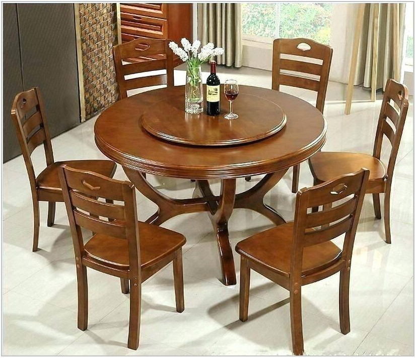 Natural Wood Dining Room Sets
