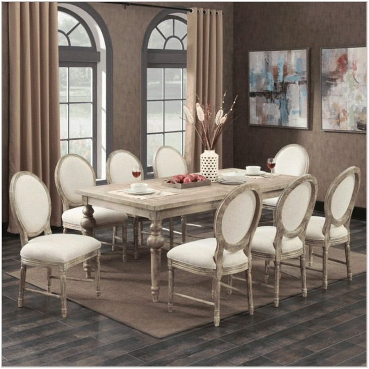 Nine Piece Dining Room Set