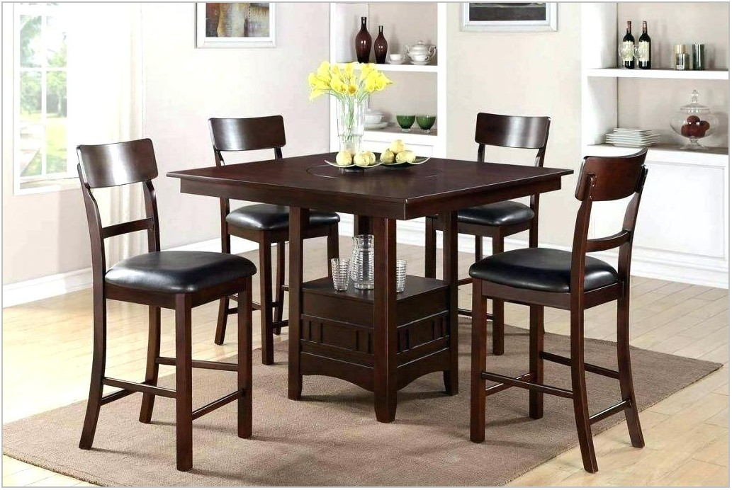 Noah Chocolate Dining Room Set