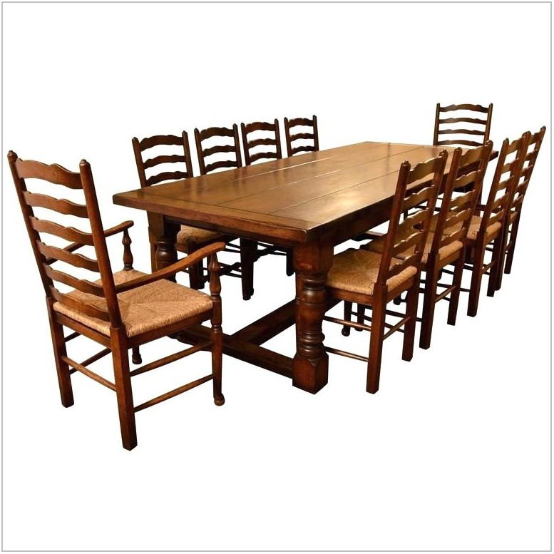 Oak Dining Room Furniture Sale