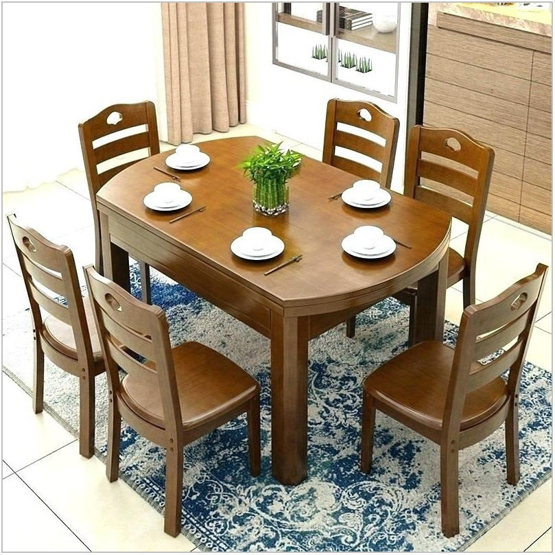 Oak Dining Room Set For Sale