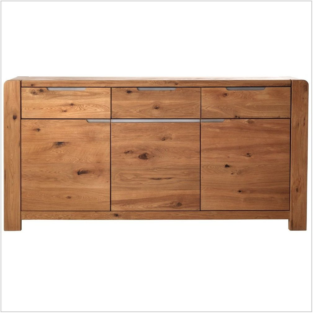Oak Dining Room Sideboard