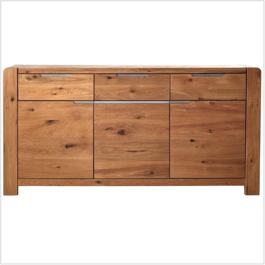 Oak Dining Room Sideboard