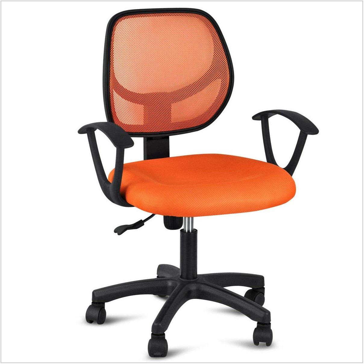 Orange Dining Room Chairs Set Of 4