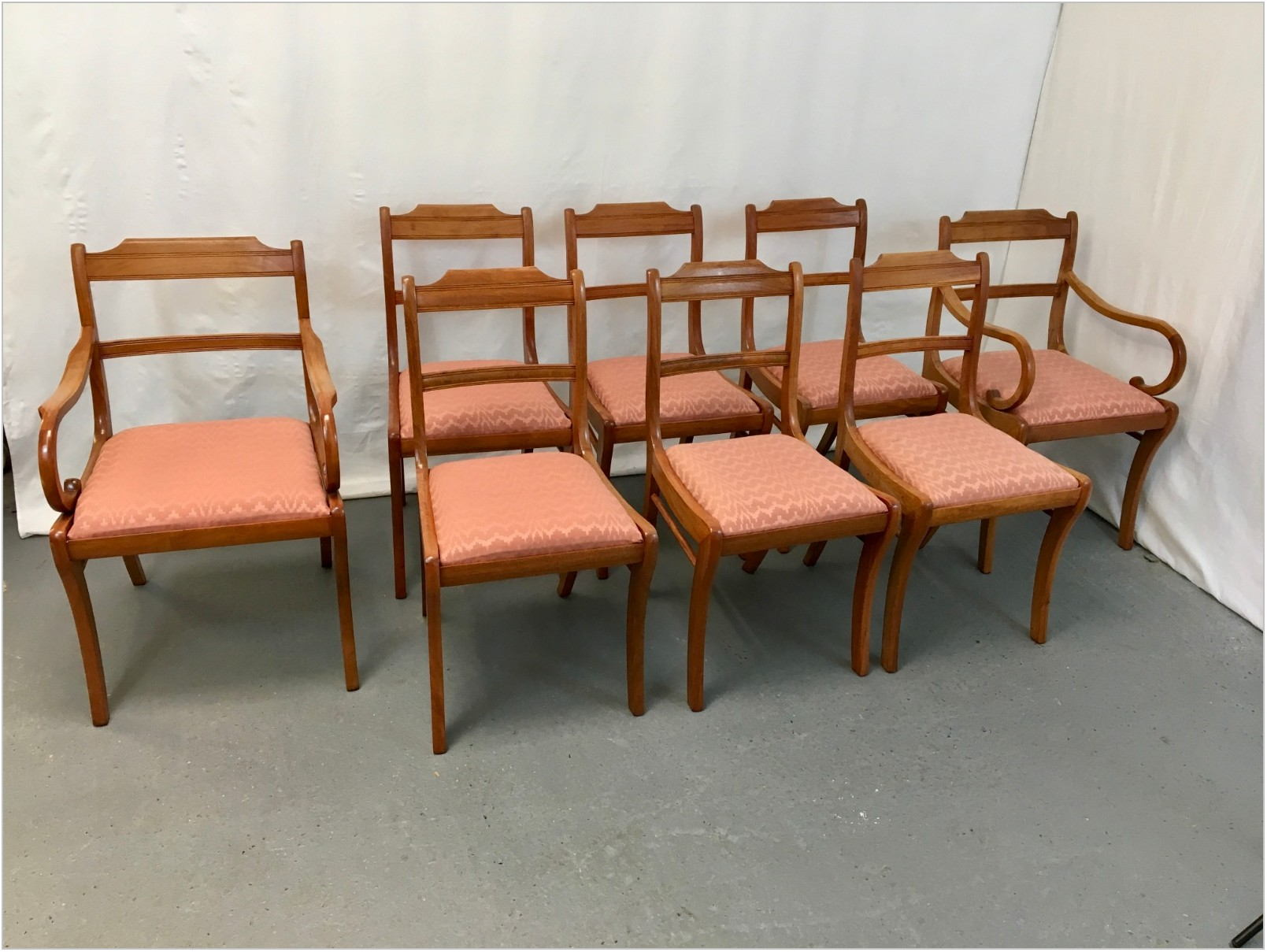 Oriental Dining Room Chairs