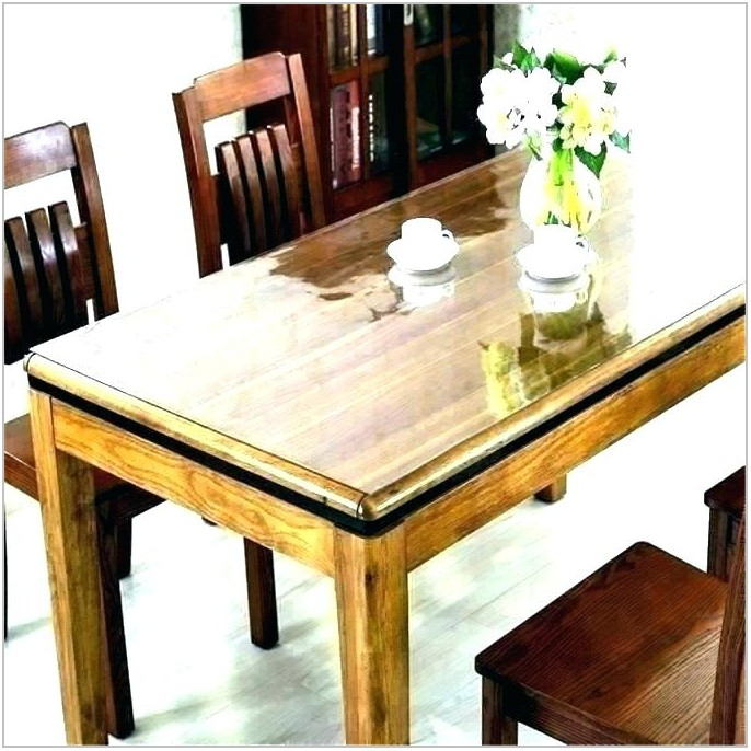 Oval Dining Room Table Pads