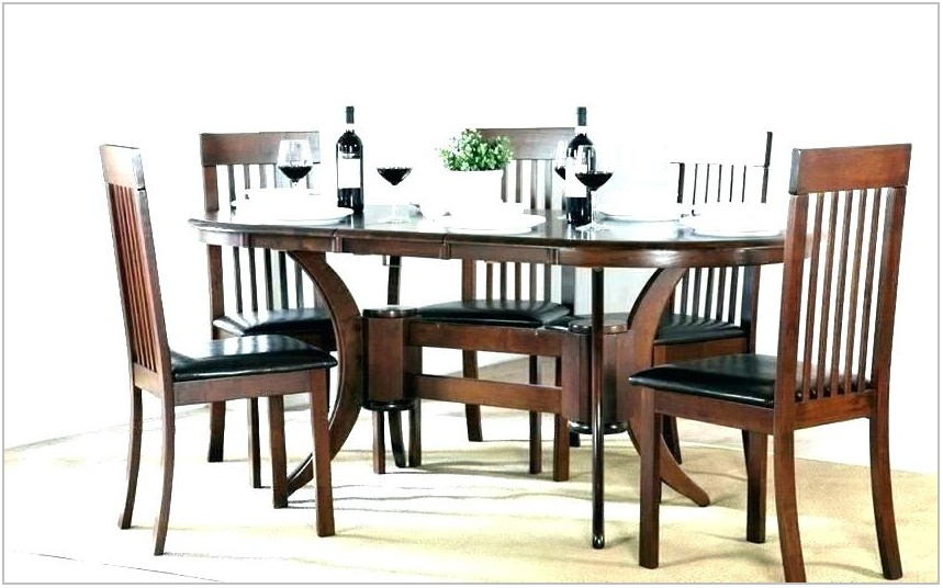 Oval Shaped Dining Room Table Sets