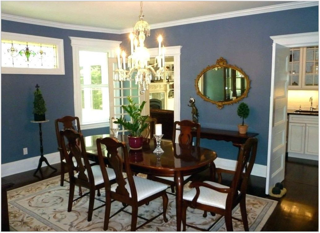 Paint Colors For Traditional Dining Rooms
