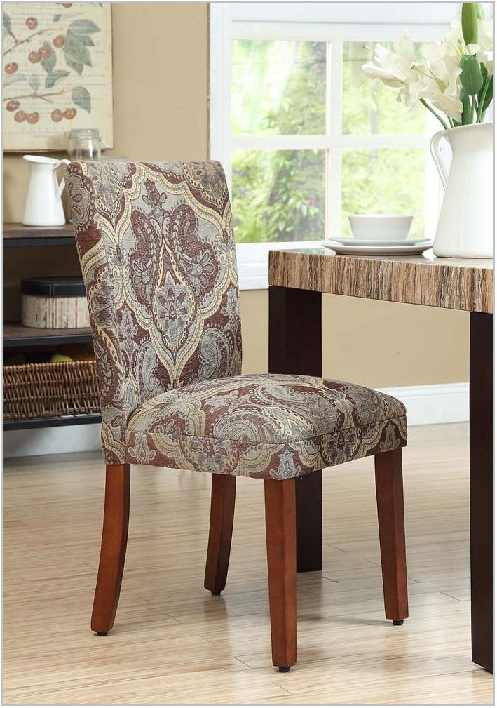 Paisley Dining Room Chairs
