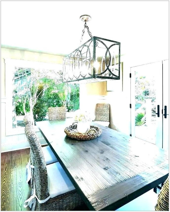 Pendant Lights For Dining Room Table