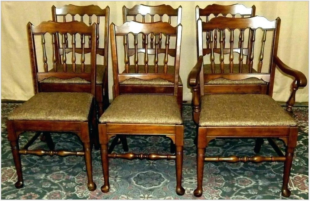Pennsylvania House Cherry Dining Room Set