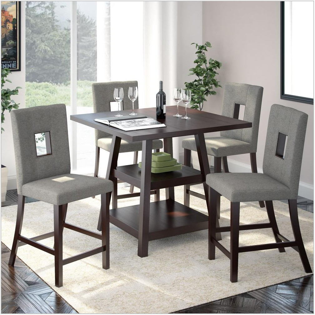 Pewter Dining Room Sets