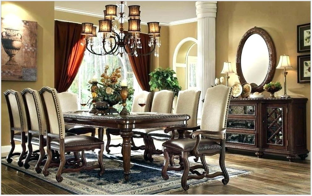 Pictures Of Dining Room Tables